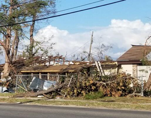 for help with your claim call a Hurricane Damage public adjuster