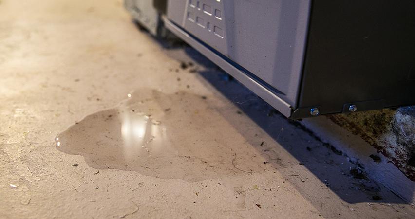 AC leak Public Adjuster